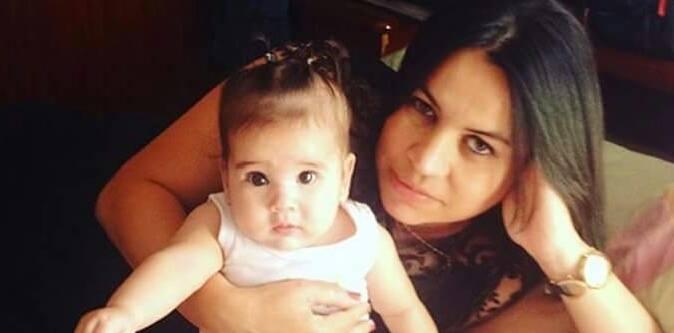 Resultado de imagem para Filha de repórter da TV Record, de 8 meses, morre ao cair da cama
